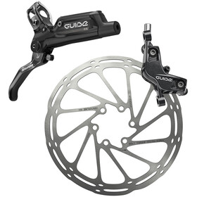 SRAM Guide RS Disc Brake Rear Wheel, black